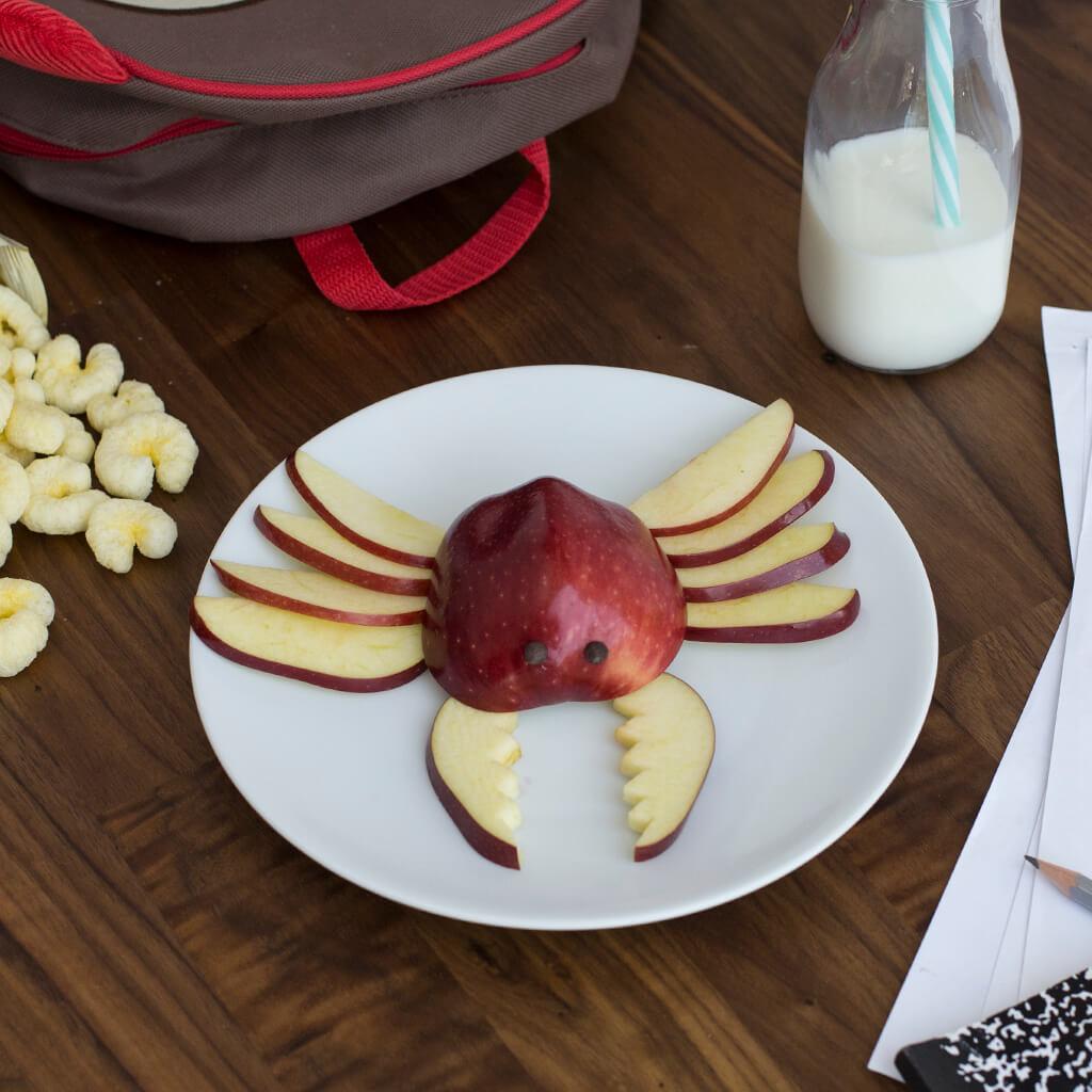 Crabby Apple Snack