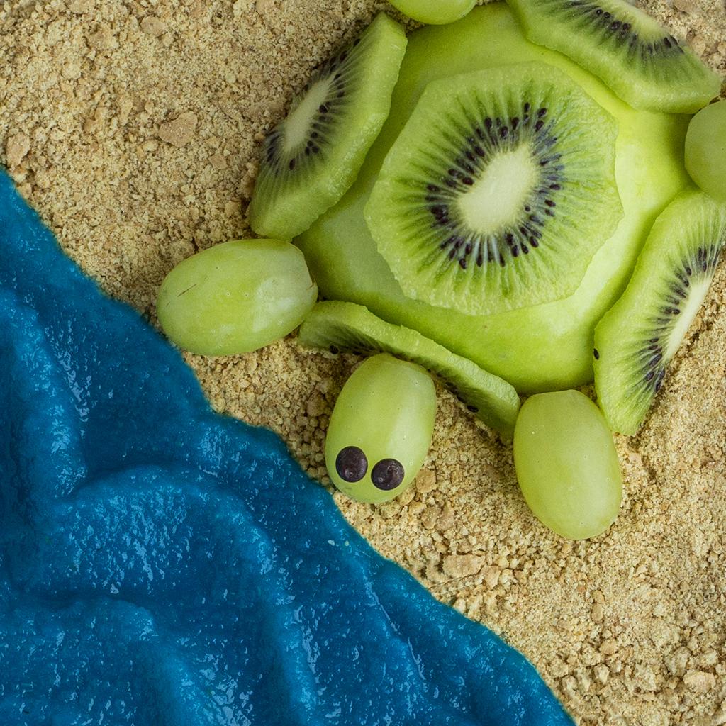 Green Apple Turtle
