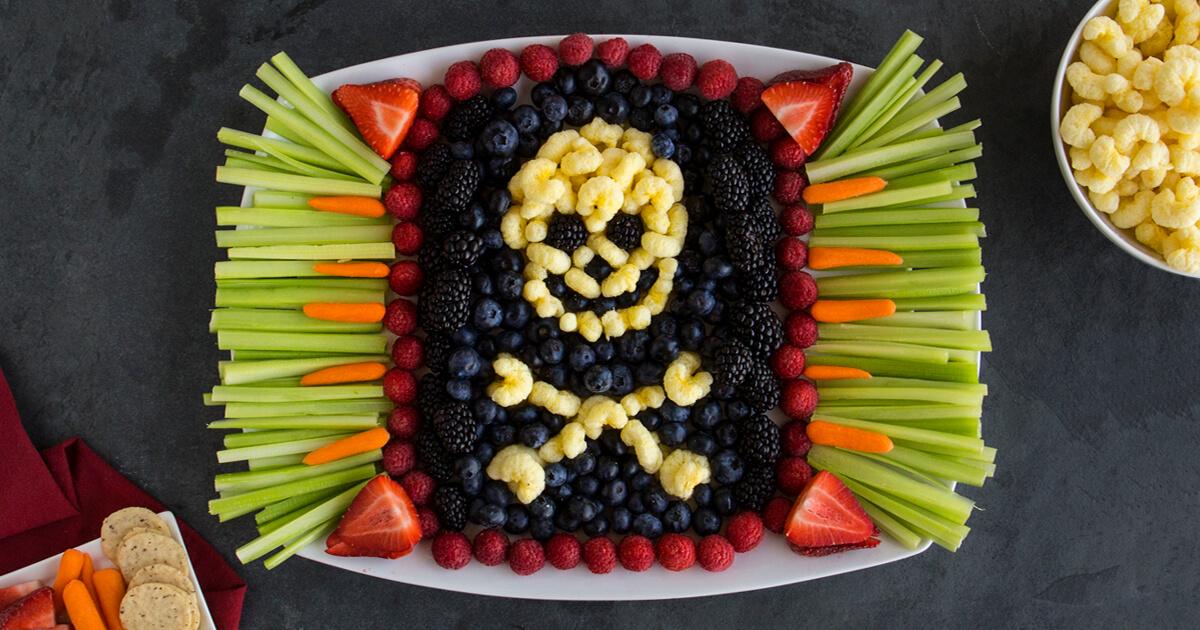 Jolly Roger Snack Spread