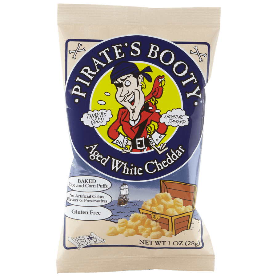 Pirate's Booty 1 OZ Bag