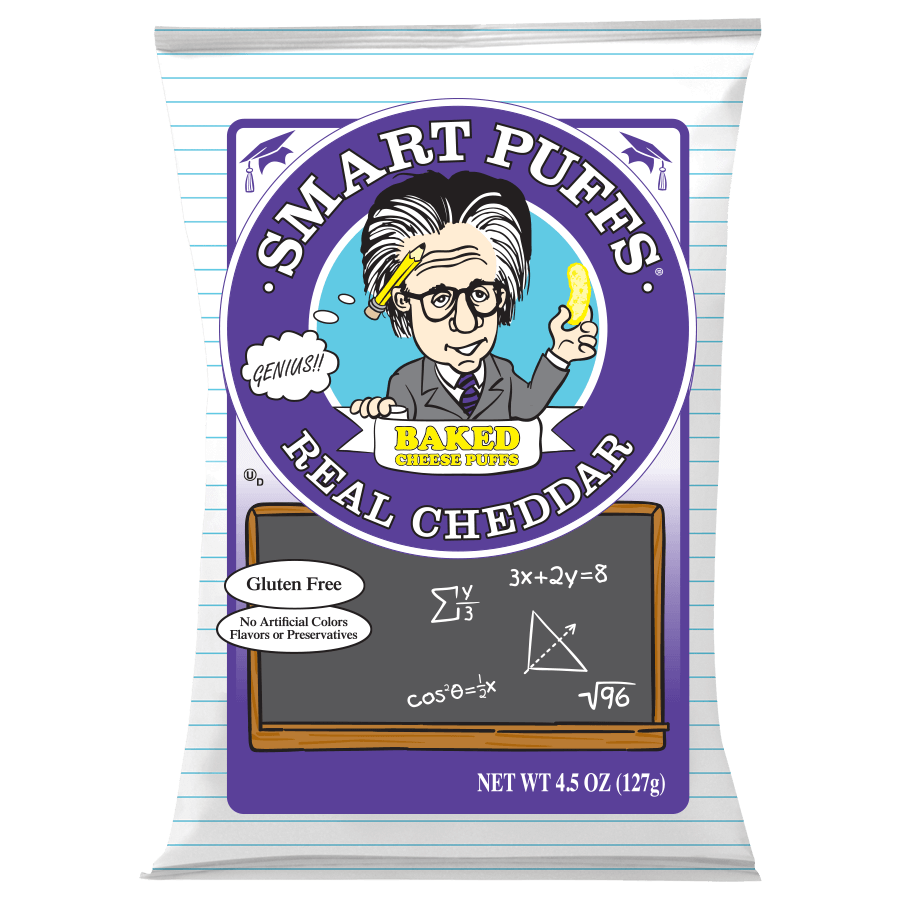 Smart Puffs 4.5 oz Bag