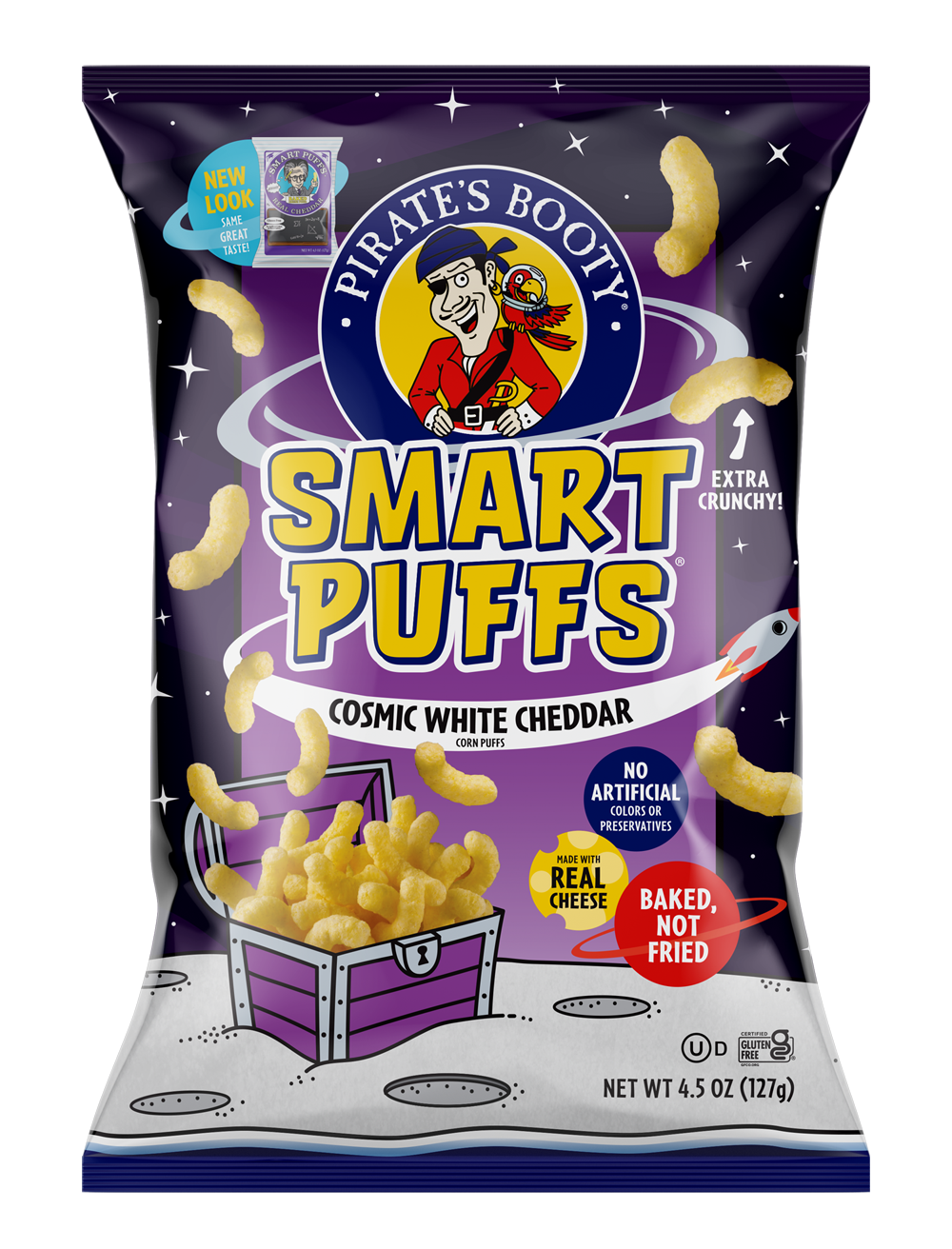 Pirate's Booty Smart Puffs